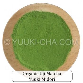 Organic Uji Matcha Yuuki Midori