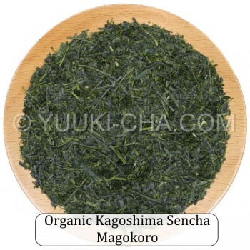 Organic Kagoshima Sencha Magokoro