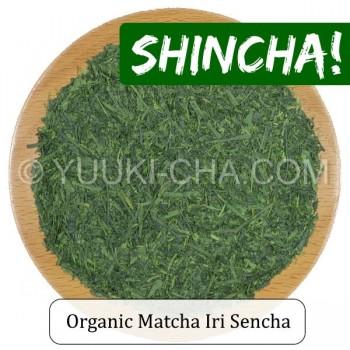 Organic Matcha Iri Sencha