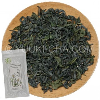 Organic Miyazaki Oolong Tea Kuchinashi