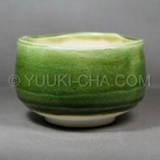 Oribe Mino Yaki Matcha Bowl