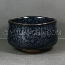 Yuteki Tenmoku Mino Yaki Matcha Bowl