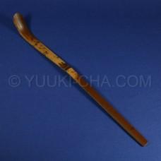 Susudake (Partially Smoked) Takayama Chashaku