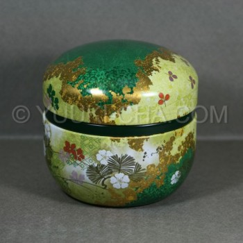 Midori Hana Green Tea Canister