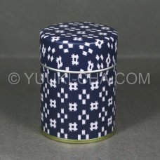 Blue Matcha Tin