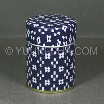 Blue Matcha Tin