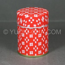 Red Matcha Tin