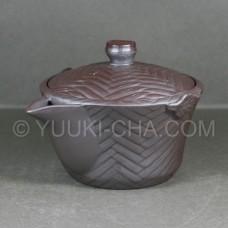 Happa Banko Yaki Houhin Teapot