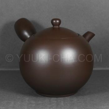 Marugata Muji Banko Yaki Teapot