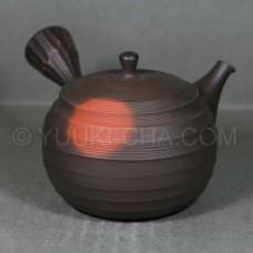 Yohen Fukuro Sendan Tokoname Teapot