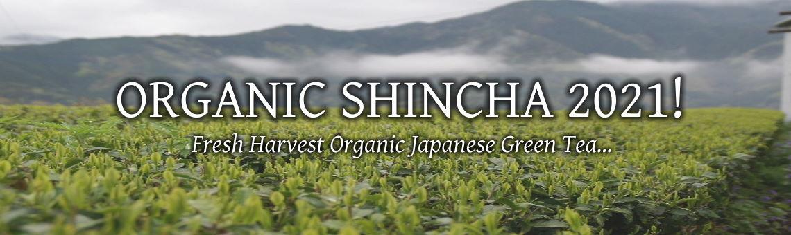 Organic Shincha 2021!