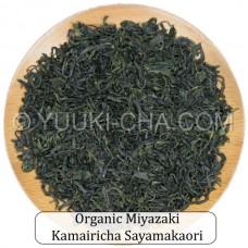 Organic Miyazaki Kamairicha Sayamakaori