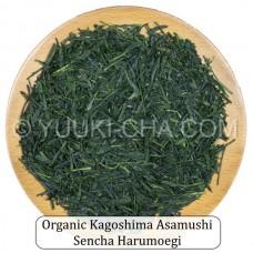 Organic Kagoshima Asamushi Sencha Harumoegi