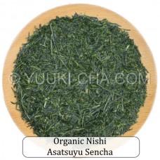Organic Nishi Asatsuyu Sencha