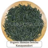 Organic Shimizu Sencha Kanayamidori