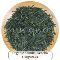 Organic Shimizu Sencha Okuyutaka
