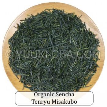 Organic Sencha Tenryu Misakubo