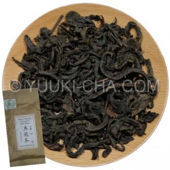 Organic Miyazaki Oolong Tea Koubi Shiage
