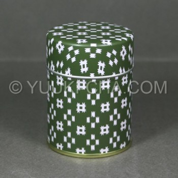 Green Matcha Tin