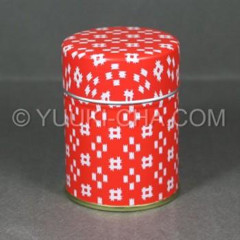 Red Matcha Tin