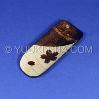 Sakura Cherry Bark Akita Tea Scoop