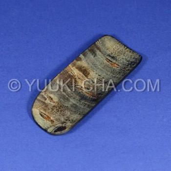 Natural Cherry Bark Akita Tea Scoop