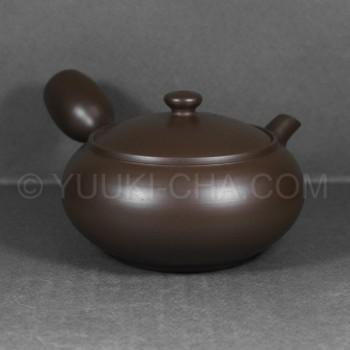 Hiramaru Muji Banko Yaki Teapot