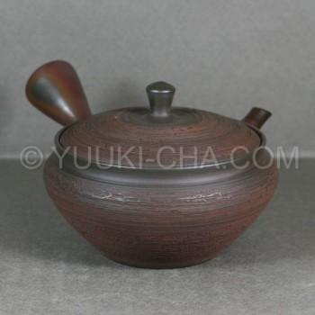 Kuromatsu Tokoname Teapot