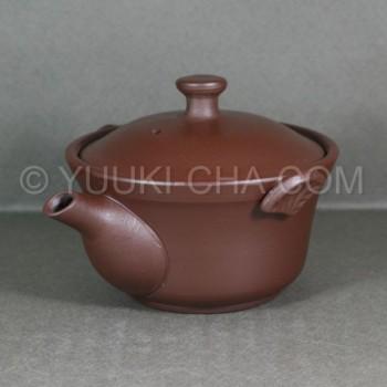 Ougi Gata Banko Yaki Houhin Teapot