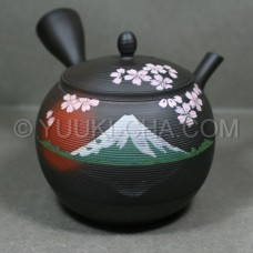 Sakura Fuji Tokoname Teapot